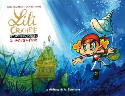 Couverture Lili Crochette tome 3