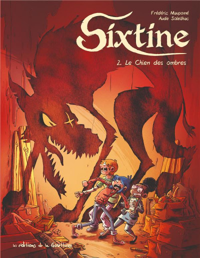 Couverture Sixtine tome 2