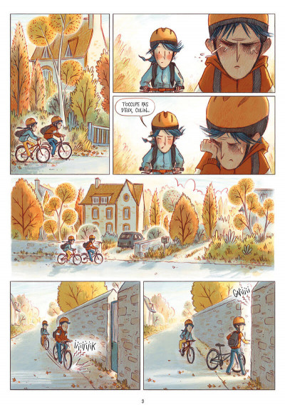 Page 5 Les croques tome 1