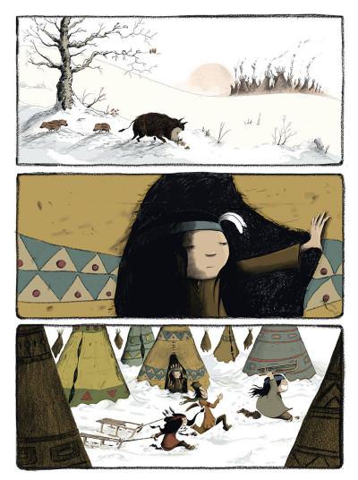 Page 1 Anuki tome 8