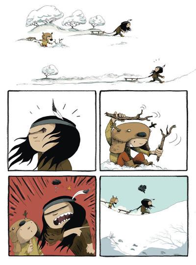 Page 4 Anuki tome 8
