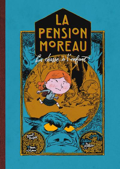 Couverture La pension Moreau tome 3