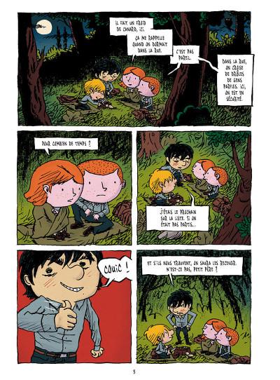 Page 1 La pension Moreau tome 3