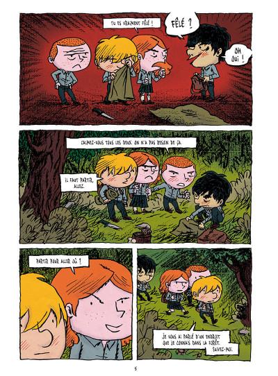Page 3 La pension Moreau tome 3