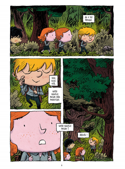 Page 4 La pension Moreau tome 3