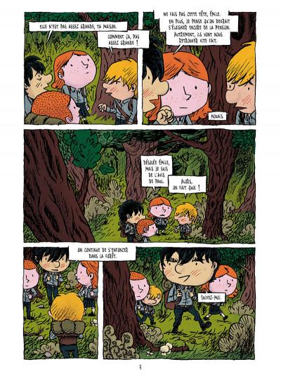 Page 5 La pension Moreau tome 3