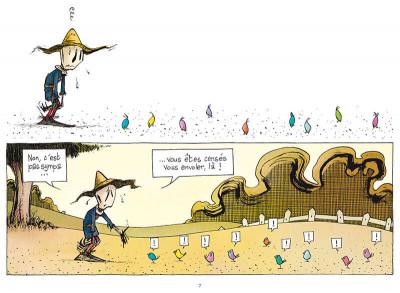 Page 5 L'émouvantail tome 1