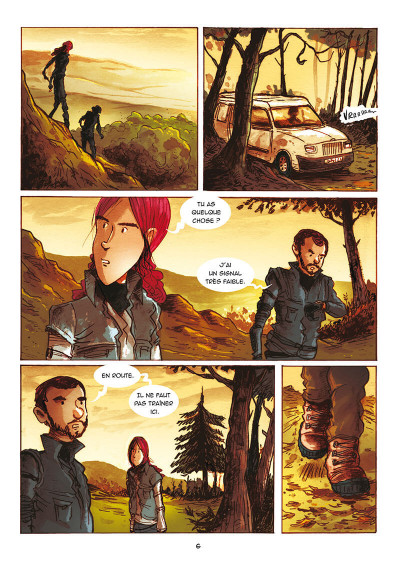 Page 1 Supers tome 5
