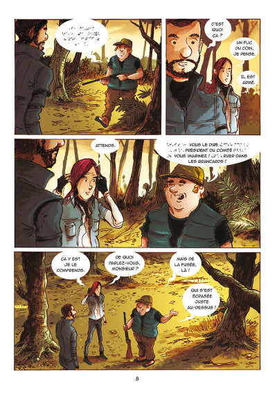 Page 3 Supers tome 5