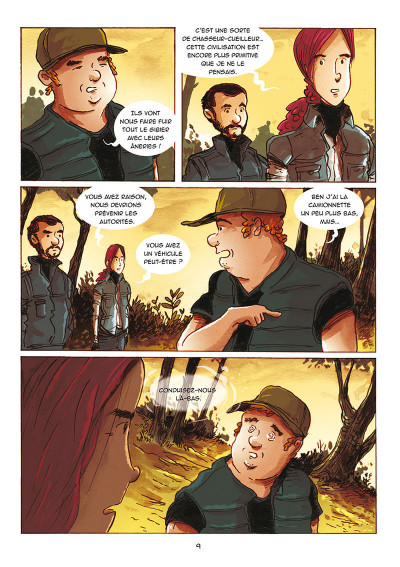 Page 4 Supers tome 5