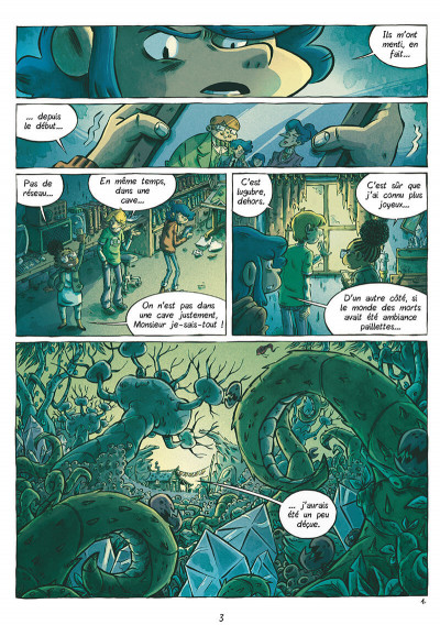 Page 1 Sixtine tome 3