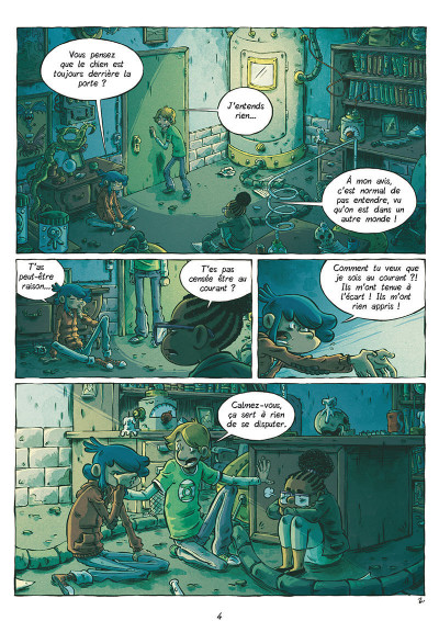 Page 2 Sixtine tome 3