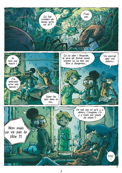 Page 3 Sixtine tome 3