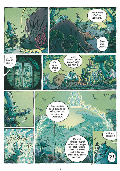 Page 5 Sixtine tome 3