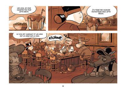 Page 4 Trappeurs de rien tome 5