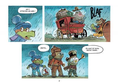 Page 5 Trappeurs de rien tome 5