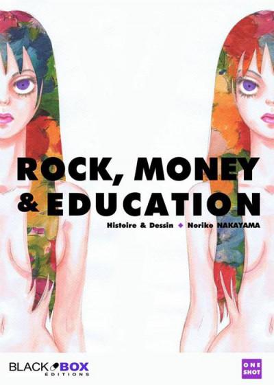 Couverture rock money & education