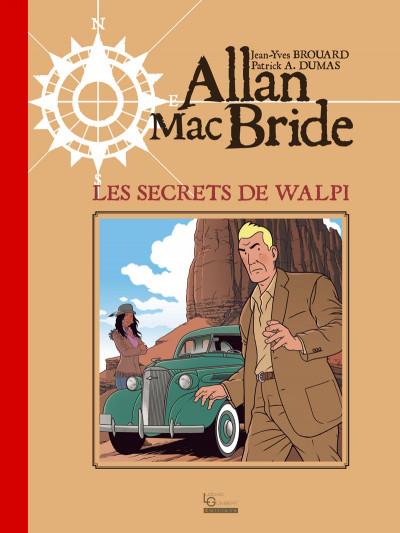 image de Allan Mac Bride - tirage de luxe tome 2 - Les secrets de Walpi