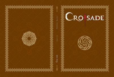 Couverture Tirage de tête Croisade tomes 6 et 7