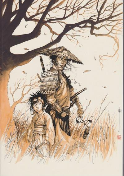 Couverture Samuraï - intégrale de luxe tome 1