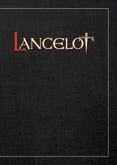 Couverture Lancelot - intégrale de luxe
