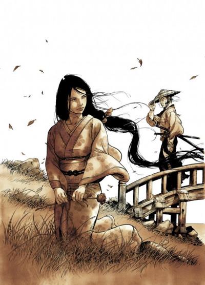 Couverture Samuraï - intégrale de luxe tome 3