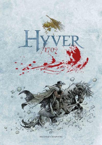 Couverture Hyver 1709 - tirage de tête tome 2