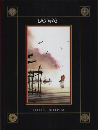 Couverture Laowai - tirage de tête tome 1