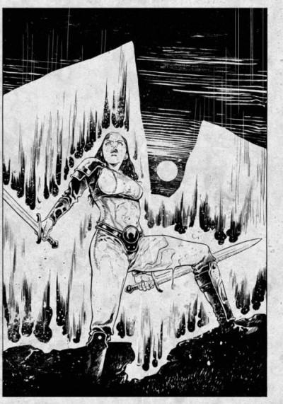 Page 2 Serpent dieu - tirage de tête tome 1