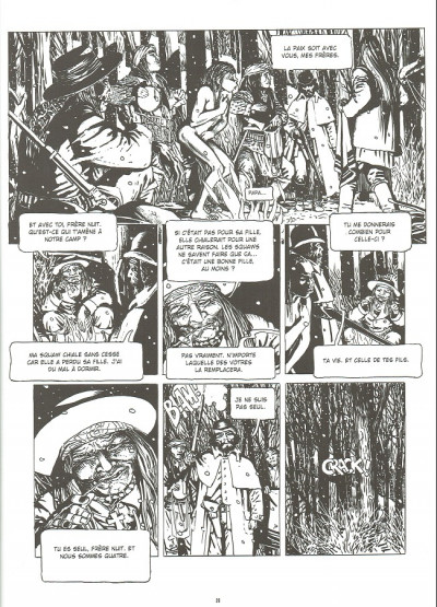 Page 1 Marshal Bass - tirage luxe tomes 3 + 4