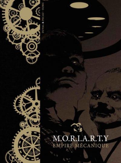 Couverture Moriarty - tirage de luxe tomes 1 et 2