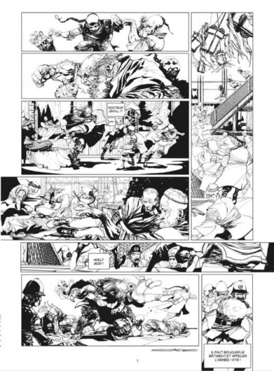 Page 2 Moriarty - tirage de luxe tomes 1 et 2