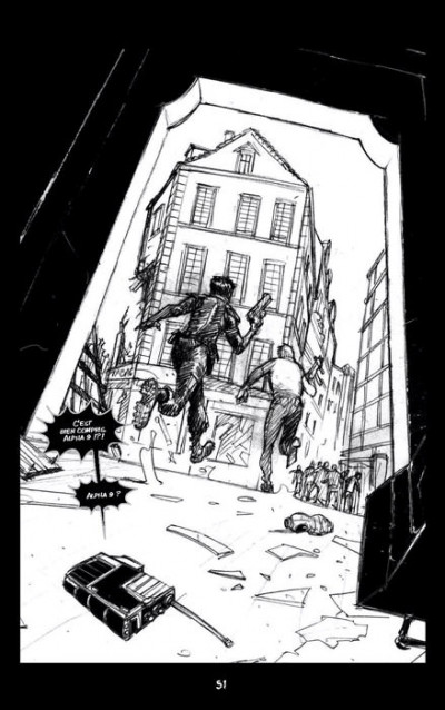 Page 7 Zombie walk tome 1