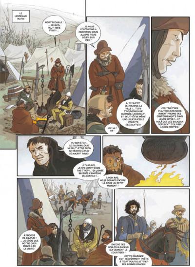 Page 2 L'or du Rhin tome 1