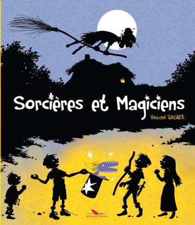 Couverture sorcières et magiciens