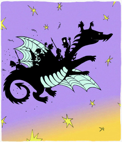 Page 4 sorcières et magiciens