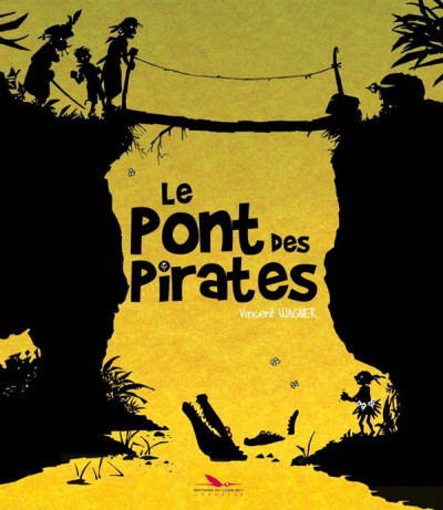 Couverture Le pont des pirates