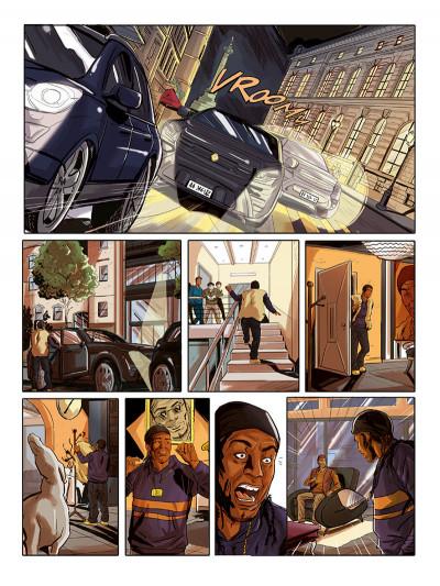 Page 1 Envols tome 2 - là où vont les rêves