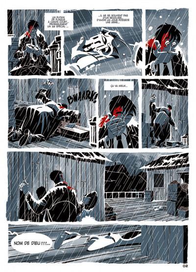 Page 1 Trou de mémoire tome 1