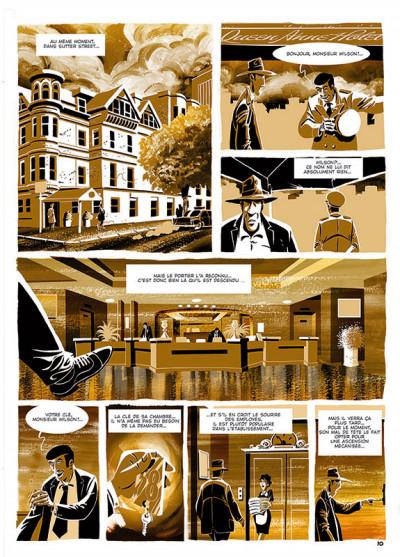 Page 2 Trou de mémoire tome 1