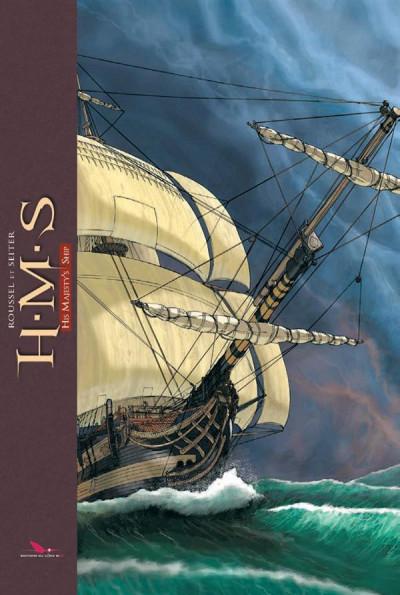 Couverture H.M.S - intégrale