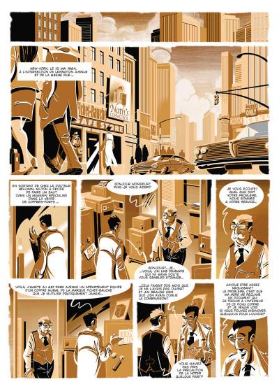 Page 4 Trou de mémoire tome 2