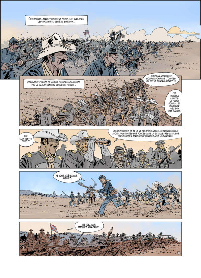 Page 1 L'or de Morrison tome 1