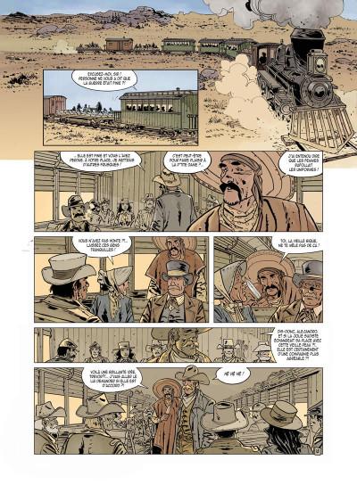 Page 8 L'or de Morrison tome 1