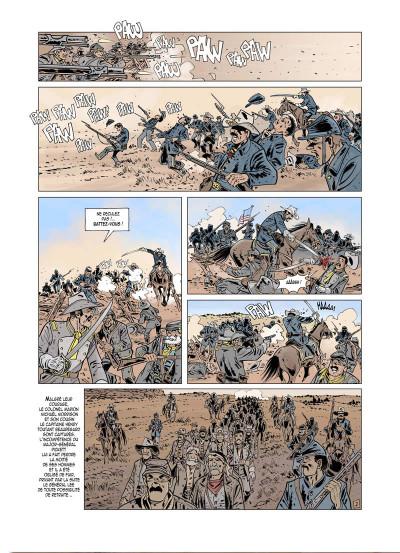 Page 2 L'or de Morrison tome 1