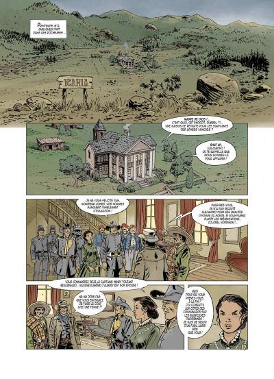 Page 3 L'or de Morrison tome 1