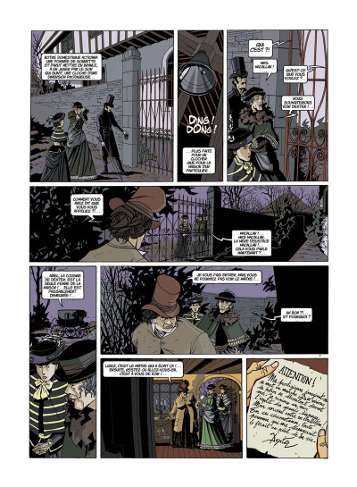 Page 4 Seule contre la loi