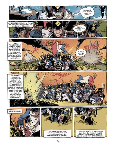 Page 3 L'ombre de l'aigle + ex-libris offert