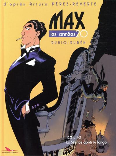 Couverture Max - les années 20 tome 1