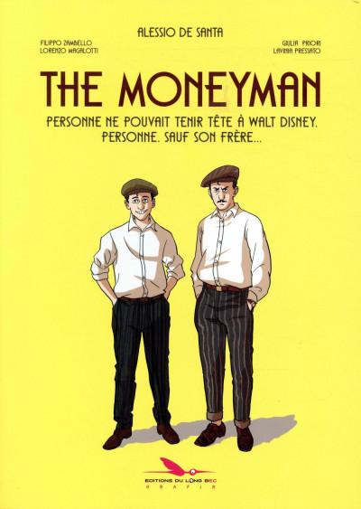 Couverture The moneyman